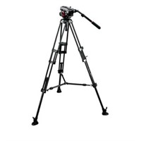 Manfrotto stativkit video 504HD + 546BK