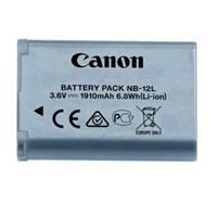 Canon batteri NB-12L (G1 X Mark II)