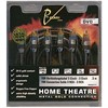 "Hama audio-kabel ""Home Theatre Metal Gold"" 3 m"