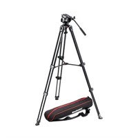 Manfrotto stativkit video MVK500AM + MVT502AM