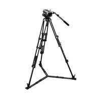 Manfrotto Stativkit video 504HD + 546GBK