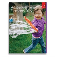 Adobe Premiere Elements 2019 Win Svenska