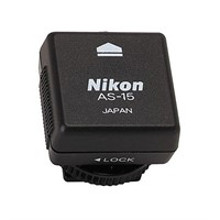 Nikon AS-15 synkadapter