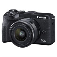 Canon EOS M6 Mark II + 15-45 IS STM
