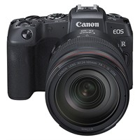 Canon EOS RP + 24-105/4 L IS USM +adapter