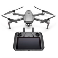 DJI Mavic 2 Zoom med Smart Kontroll