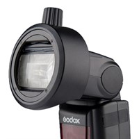 Godox Round Head Accessories Adapter S-R1