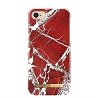 iDeal of Sweden Iphone 6/7/8 Scarlet Red Marble