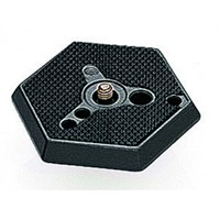 Manfrotto kameraplatta 030-38 hexagonal