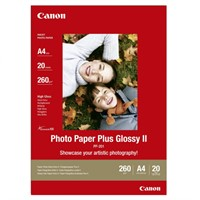 Canon A4 Plus Glossy II PP-201 20-pack