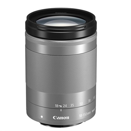 Canon EF-M 18-150/3,5-6,3 IS STM silver