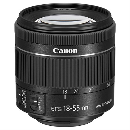 Canon EF-S 18-55/4-5,6 IS STM