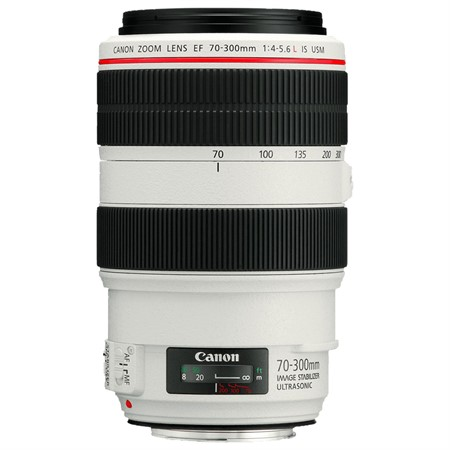 Canon EF 70-300/4-5,6 L IS USM
