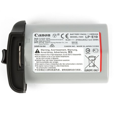 Canon batteri LP-E19 (1DX Mark II)