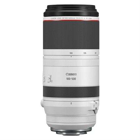 Canon RF 100-500/7,1L  IS STM
