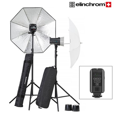 Elinchrom D-Lite RX 2/2 To Go Set