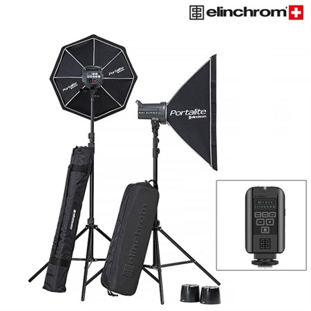 Elinchrom D-Lite RX 4/4 To Go Set