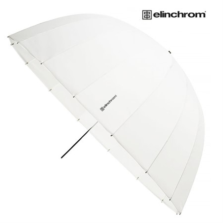 Elinchrom Paraply 105 cm Deep Transparent