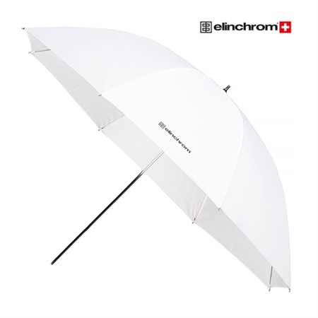 Elinchrom Paraply 105 cm Transparent