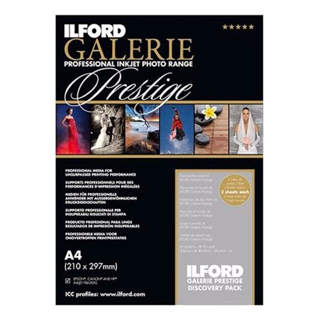 Ilford A4 GP Discovery Pack