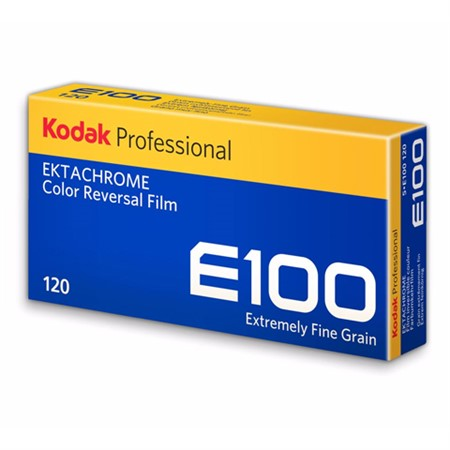 Kodak Ektachrome E100 120 54-pack