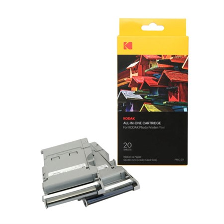 Kodak Cartridge 20-pack 2,1x3,4