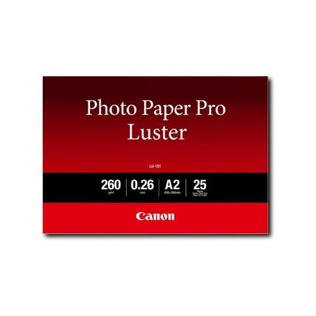 Canon LU-101 Luster A2 25-pack