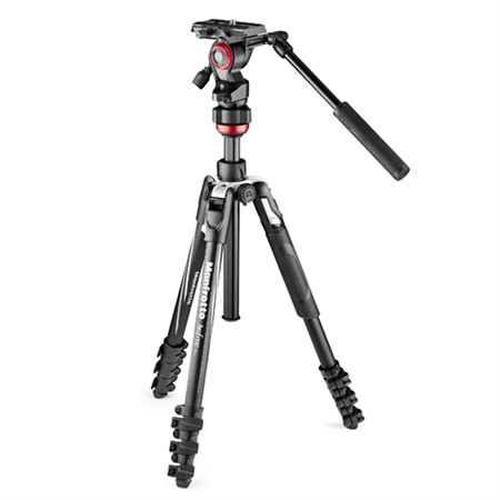 Manfrotto Stativkit Befree Live