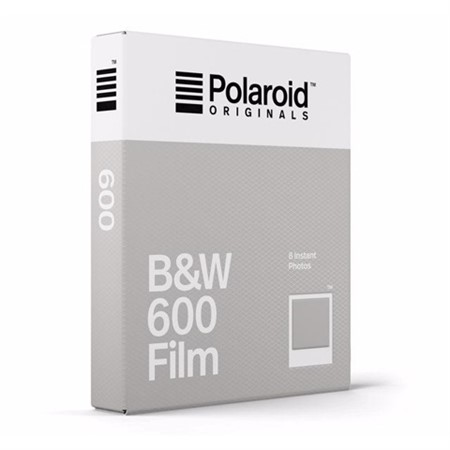 Polaroid orginals B&W film för 600
