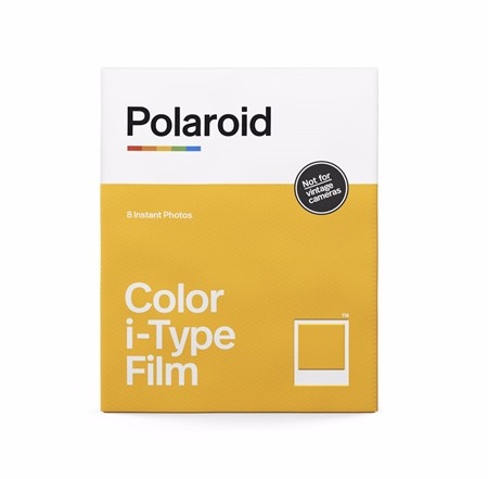 Polaroid Color film för I-Type