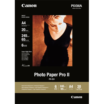 Canon A3+ Photo Paper Pro II PR-201 10-pack
