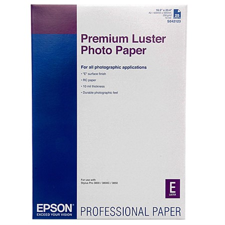 Epson A4 Premium Luster 250-pack
