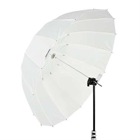 Profoto Paraply Deep S 85 cm Transparent