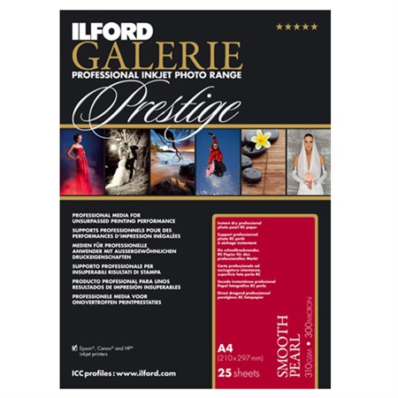 Ilford 10x15 cm GP Smooth Pearl 310g 100-pack