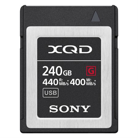 Sony XQD G Series 240GB 440Mb/s