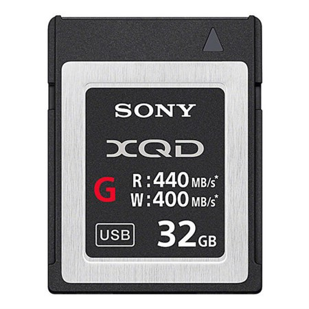 Sony XQD G Series 32GB 440MB/s